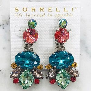 Sorrelli Vivid Colored Sunset Statement earring